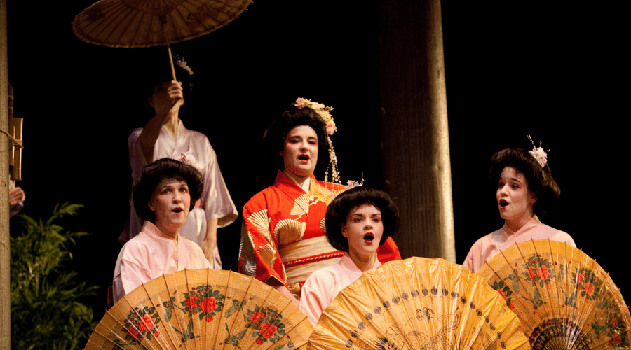 Madame Butterfly Pn Opera